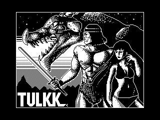 Tulkk the Wanderer (Tulkk the Wanderer)