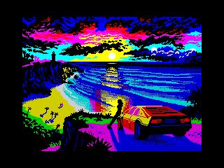 Cliff Sunset (Cliff Sunset)