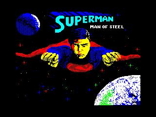 Superman - The Man of Steel (Superman - The Man of Steel)
