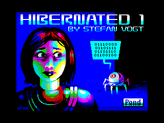 Hibernated 1: This Place is Death (Hibernated 1: This Place is Death)