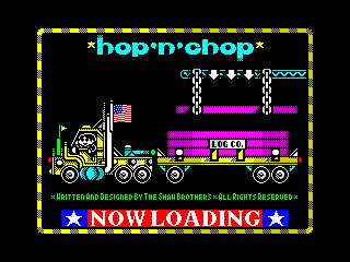 Hop 'n' Chop (Hop 'n' Chop)