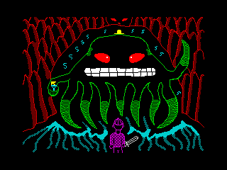 In the lair of the monster (In the lair of the monster)