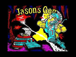 Jason's Gem (Jason's Gem)