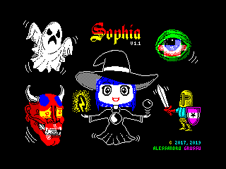 Sophia V1.1 loading screen (Sophia V1.1 loading screen)