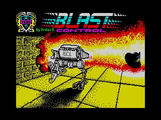 Blast Control title (Blast Control title)