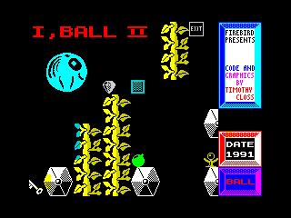 I, Ball 2 (I, Ball 2)