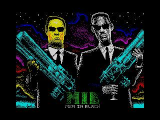 Men in black (Men in black)