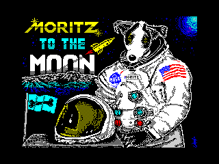 Moritz to the Moon (Moritz to the Moon)