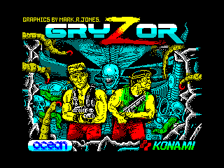 Gryzor (Gryzor)