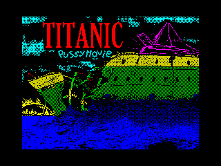 Titanic Pussy Movie (Titanic Pussy Movie)