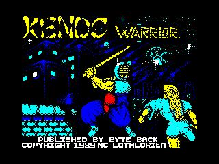 Kendo Warrior (Kendo Warrior)