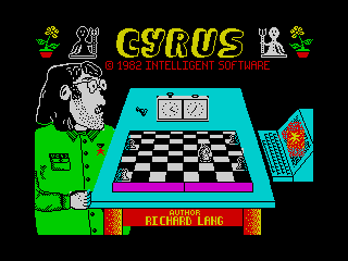 Cyrus IS Chess (Cyrus IS Chess)