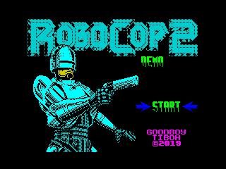 RoboCop 2 Demo (RoboCop 2 Demo)