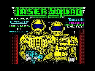 Laser Squad (Laser Squad)