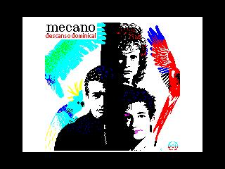 Mecano - Descanso Dominical (Mecano - Descanso Dominical)
