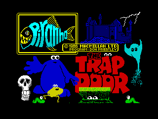 The Trap Door (The Trap Door)