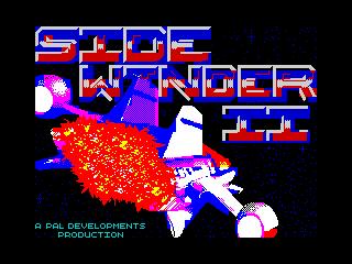 Sidewinder II (Sidewinder II)