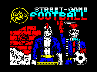 Street Gang Football (Street Gang Football)