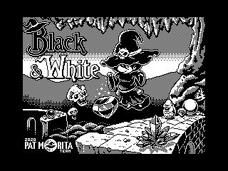 Black & White (Black & White)