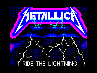 Ride The Lighting (Ride The Lighting)