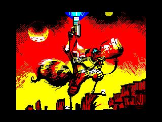 Rocket Raccoon (Rocket Raccoon)