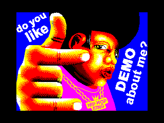 Do you like demo about me? (Do you like demo about me?)