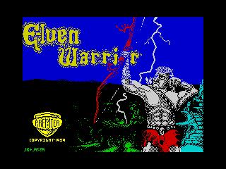 Elven Warrior (Elven Warrior)