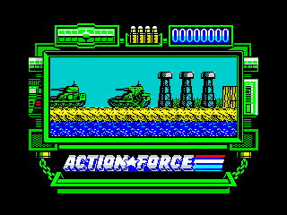 Action force ingame 3 (Action force ingame 3)