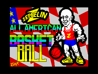 All-American Basketball (All-American Basketball)