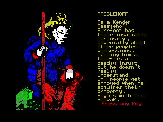 Heroes of the Lance - Tasslehoff (Heroes of the Lance - Tasslehoff)