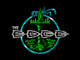 Darius - The Edge logo (Darius - The Edge logo)