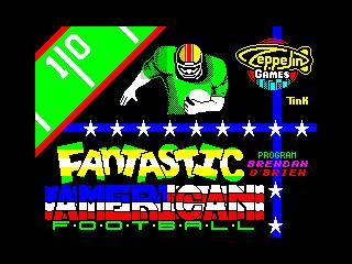 Fantastic American Football (Fantastic American Football)