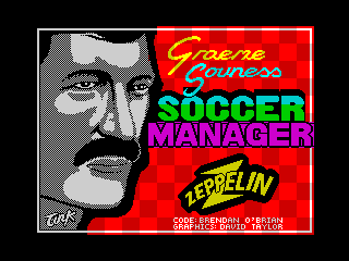 Graeme Souness Soccer Manager (Graeme Souness Soccer Manager)