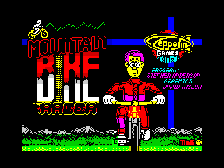 Mountain Bike Racer (Mountain Bike Racer)