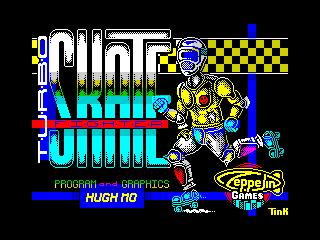 Turbo Skate Fighter (Turbo Skate Fighter)