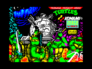 Teenage Mutant Hero Turtles - The Coin-Op (Teenage Mutant Hero Turtles - The Coin-Op)
