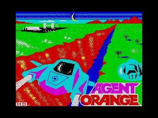 Agent Orange (Agent Orange)