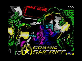 Cosmic Sheriff (Cosmic Sheriff)