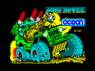 Army Moves  (Army Moves )