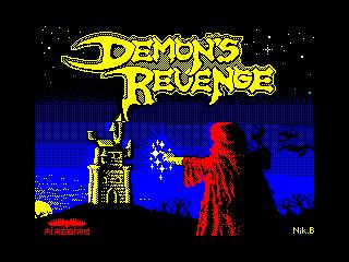 Demon's Revenge (Demon's Revenge)