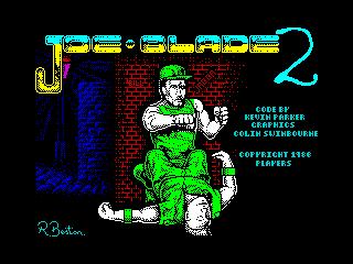 Joe Blade 2 (Joe Blade 2)