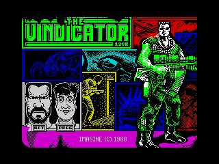The Vindicator (The Vindicator)