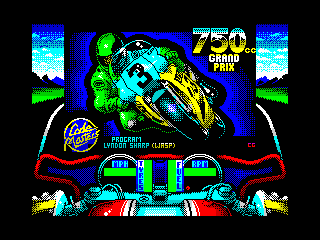 750cc Grand Prix (750cc Grand Prix)