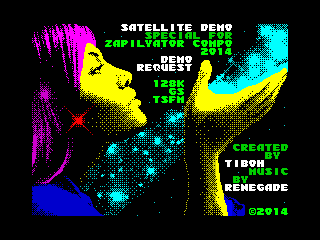 Satellite Demo (Satellite Demo)
