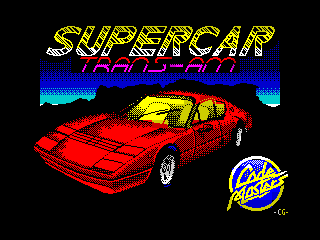 Super Car Trans Am (Super Car Trans Am)