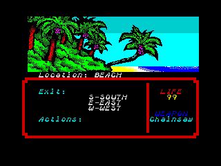 Zombi Terror 1 - Beach (Zombi Terror 1 - Beach)