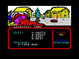 Zombi Terror 1 - Town (Zombi Terror 1 - Town)