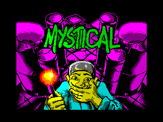 Mystical (Mystical)