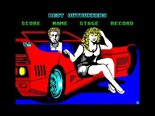 Turbo Out Run high scores (Turbo Out Run high scores)