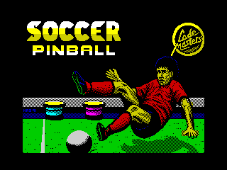 Soccer Pinball (Soccer Pinball)